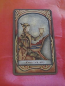 knight of cups fenestra tarot