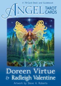 angel tarot doreen virtue