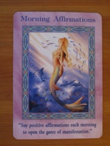 doreen virtue oracle card