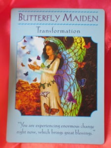 goddess guidance oracle card doreen virtue