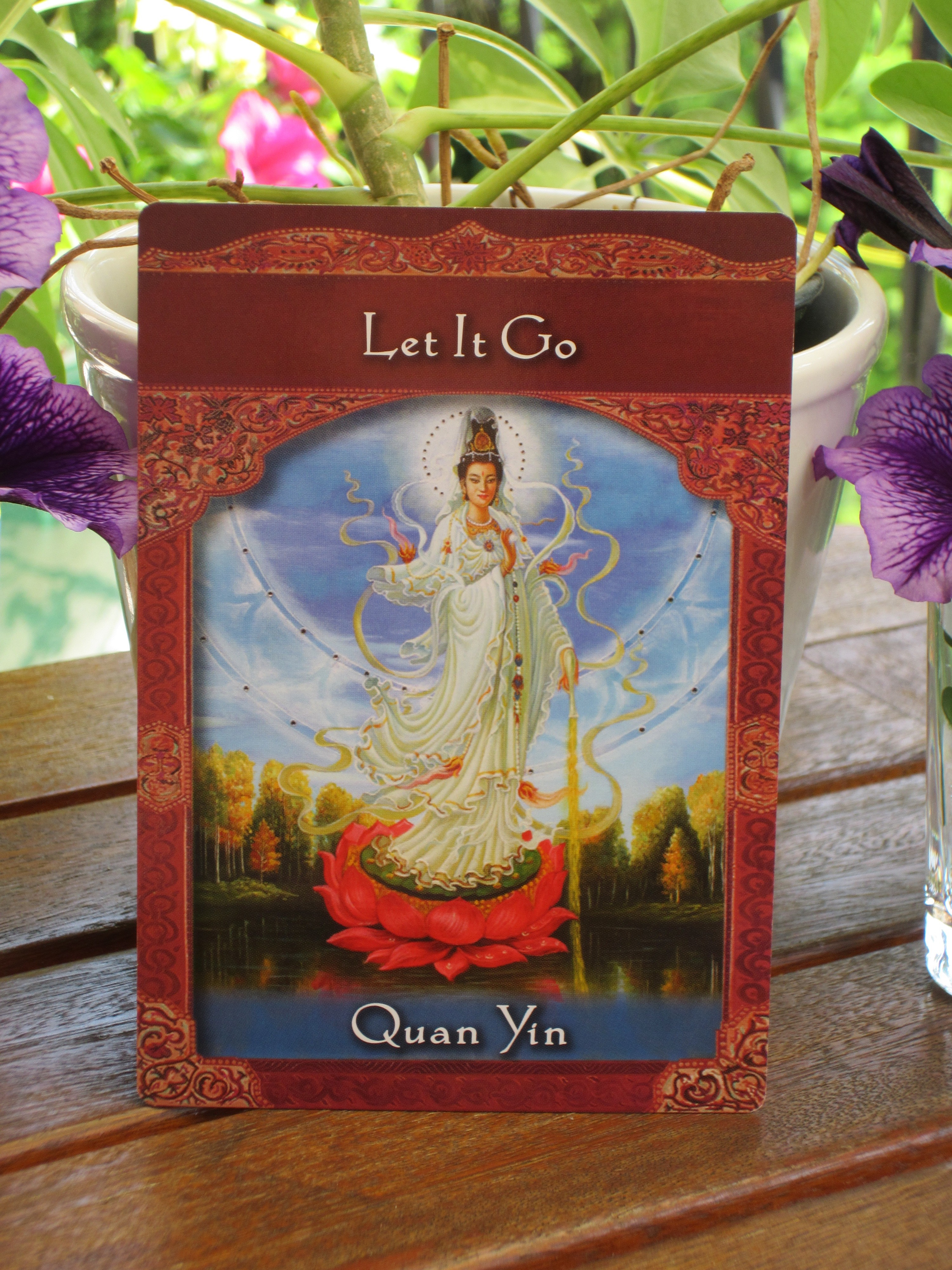 Oracle Card Accept Heaven S Help: Oracle Card Reading For Tuesday