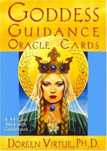 doreen virtues goddess cards