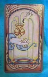 ace of cups tarot card