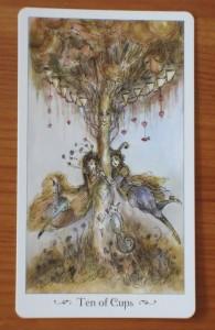paulina tarot card meaning