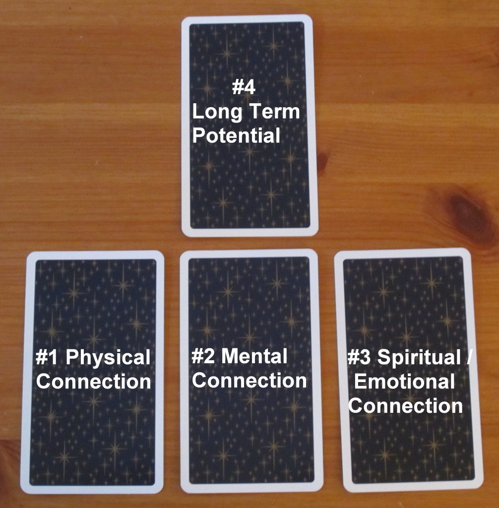 love tarot card spread