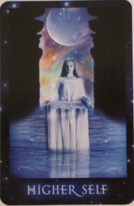 sirian starseed tarot card