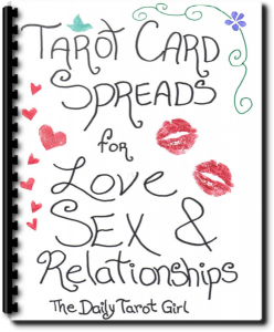 relationship tarot card spreads