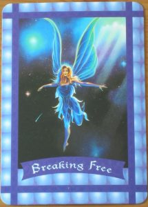 fairy oracle card