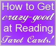 get crazy-good at tarot