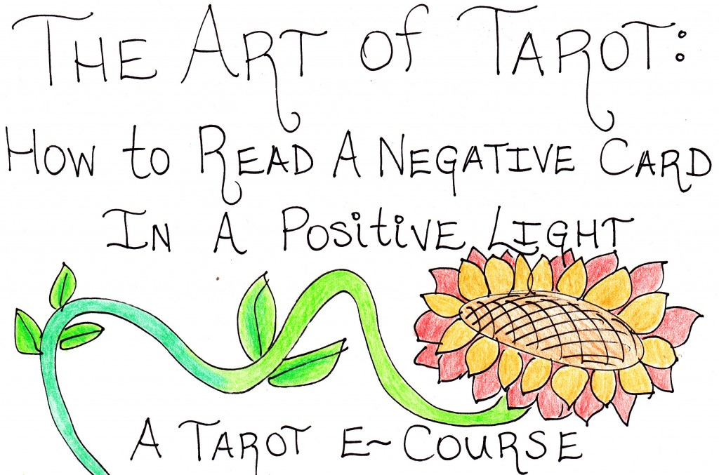 art of tarot header
