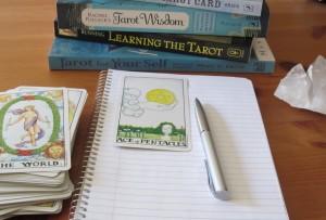 tarot study 2