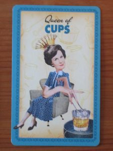 Queen of cups 2