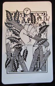 Heart and Hands Tarot by Liz Blackbird